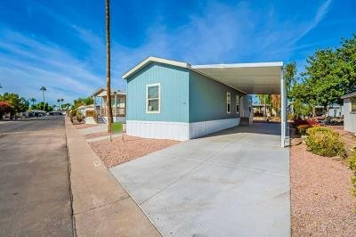 Mobile Home at 5201 W Camelback Rd. #56 Phoenix, AZ 85031