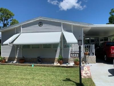 Mobile Home at 1000 Walker St.  (362 Grand Canyon) Holly Hill, FL 32117