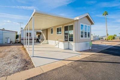 Mobile Home at 306 S Recker Road #80S Mesa, AZ 85206