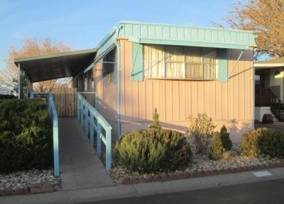 Mobile Home at 7112 E. Pan American Freeway NE Albuquerque, NM 87109