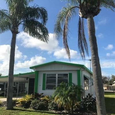 Mobile Home at 3303 Bonnie Dr Ellenton, FL 34222