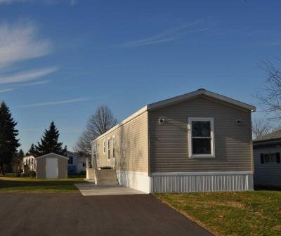 Mobile Home at 655 Aspen Grove Sheboygan Falls, WI 53085