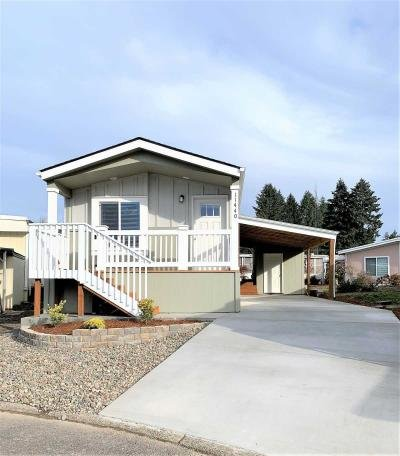 Mobile Home at 11440 SW Royal Villa Dr. #163 Tigard, OR 97224