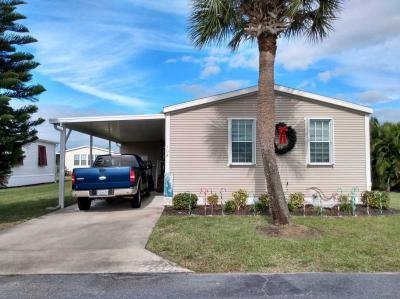 Mobile Home at 108 Harborhill Dr Micco, FL 32976