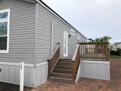 Mobile Home at 1957 Allison Ave. Site 184 Panama City Beach, FL 32407