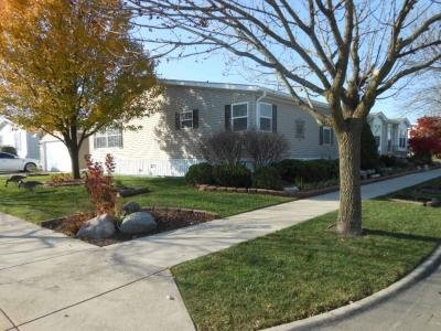 Mobile Home at 352 Tulip Cir Matteson, IL 60443