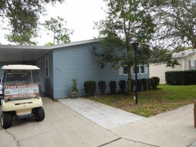 Mobile Home at 123 Three Bears Trail Ormond Beach, FL 32174