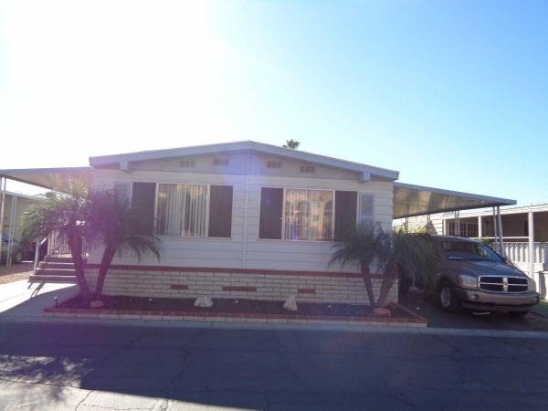 1971 Silvercrest Mobile Home For Sale