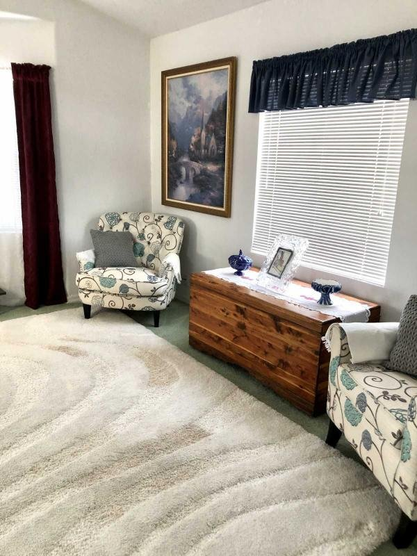 1999 Silvercrest Mobile Home For Sale