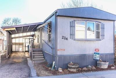Mobile Home at Sinton Rd Colorado Springs, CO 80907
