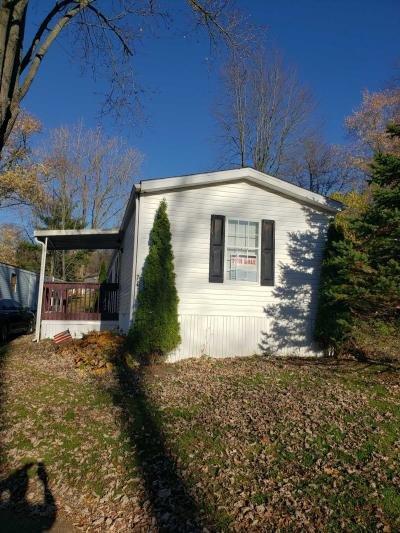 Mobile Home at 71 Hampton Ln Reynoldsburg, OH 43068