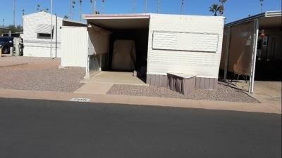 Mobile Home at 4065 E. University Drive #205 Mesa, AZ 85205