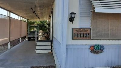 Mobile Home at 4065 E. University Drive #244 Mesa, AZ 85205