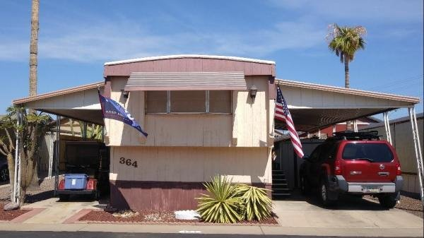 1978 Unknown Mobile Home For Sale