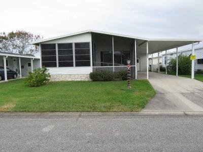 Mobile Home at 2472 Woodthrush Pl. Melbourne, FL 32904