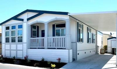 Mobile Home at 1220 Tasman Dr #353 Sunnyvale, CA 94089