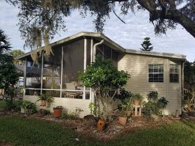 Mobile Home at 53 Red Fox Lane Flagler Beach, FL 32136