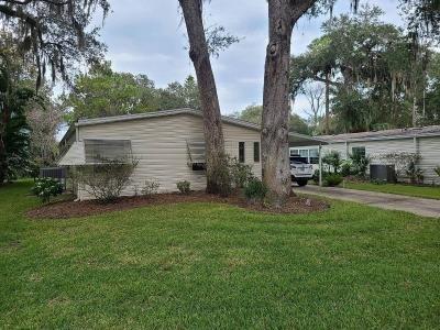 Mobile Home at 15 Audubon Way Flagler Beach, FL 32136