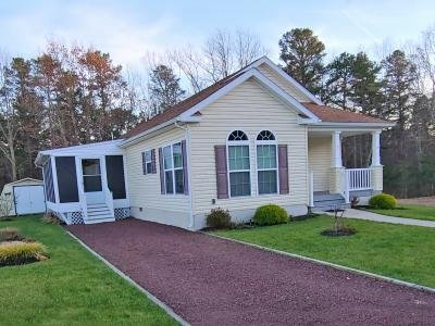 Mobile Home at 1 Pinetree Court Mays Landing, NJ 08330