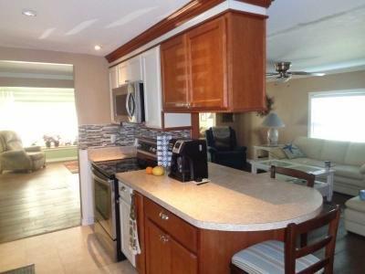 Mobile Home at 6046 Saragossa Av New Port Richey, FL 34653