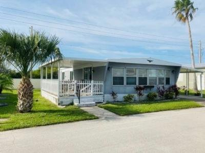 Mobile Home at 63 West Harbor Drive Vero Beach, FL 32960