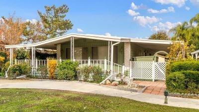 Mobile Home at 15111 Pipeline Ave #121 Chino Hills, CA 91709