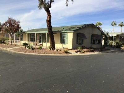 Mobile Home at 10960 N 67th Ave  #151 Glendale, AZ 85304