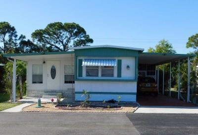 Mobile Home at 211 Sonnet Lane North Fort Myers, FL 33903