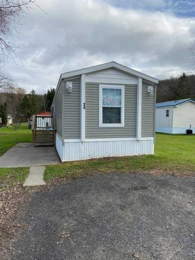 Mobile Home at 24 Liberty Drive Moravia, NY 13118