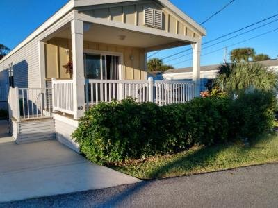 Mobile Home at 40 Hopetown Rd. Micco, FL 32976
