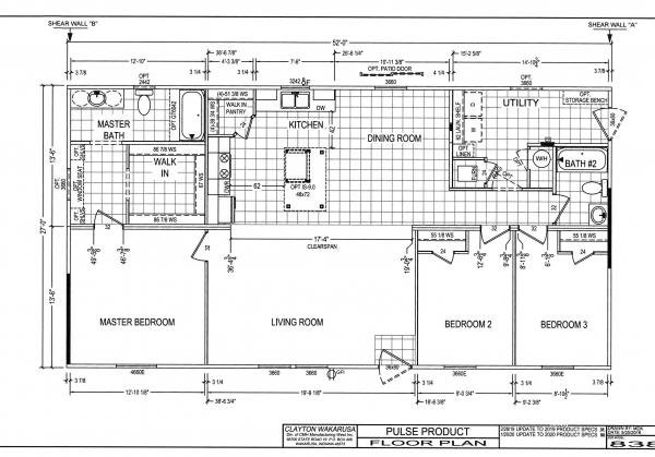 2020 Fairmont Mobile Home For Sale