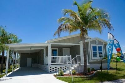 Mobile Home at 2059 Poinciana Court Naples, FL 34110