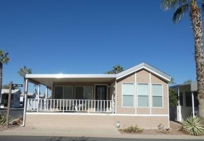 Mobile Home at 1110 North Henness Rd. #1015 Casa Grande, AZ 85122