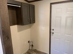 Utility room with hook ups