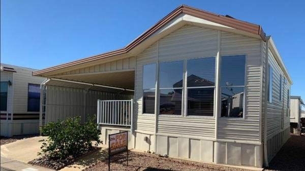1992 Park Mobile Home For Sale