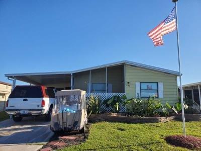 Mobile Home at 338 Bougainvillea Circle Parrish, FL 34219
