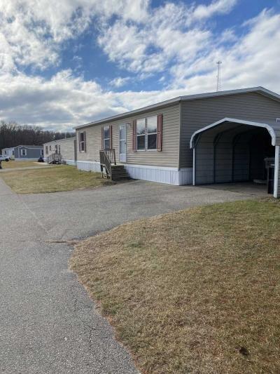 Mobile Home at 4682 Circle Inn Dr Shelbyville, MI 49344