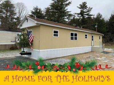 Mobile Home at 18 Maple Way Valley Falls, NY 12185