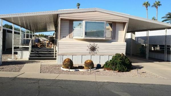 1978 Schult Mobile Home For Sale