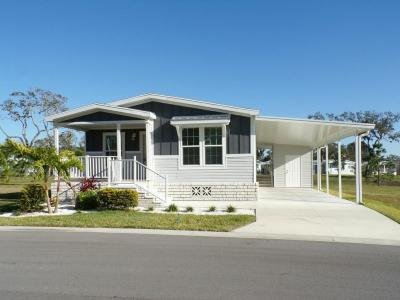Mobile Home at 3124 Ruby Dr. Ellenton, FL 34222