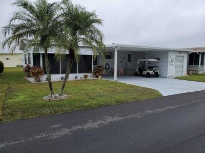 Mobile Home at 469 S. Putter Winter Haven, FL 33881