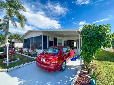 Mobile Home at 6198 Seashore Dr Lot#159 Lake Worth, FL 33462