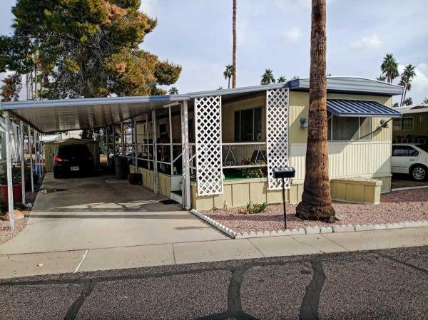 1970 SILVE Mobile Home For Sale