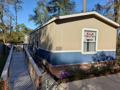 Mobile Home at 8334 Lazy Ln Spring, TX 77389