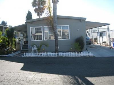 Mobile Home at 718 Sycamore #154 Vista, CA 92083