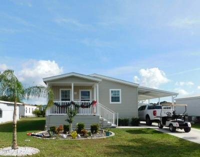 Mobile Home at 325 Sonnet Lane North Fort Myers, FL 33903