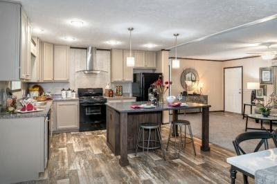 Mobile Home at 1302 Powder Horn Court Mount Pleasant, MI 48858