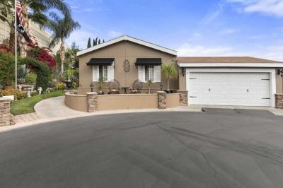 Mobile Home at 5815 E La Palma #37 Anaheim Hills, CA 92807