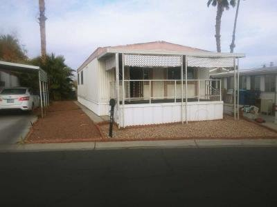 Mobile Home at 1624 Palm St Las Vegas, NV 89104