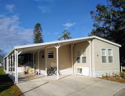 Mobile Home at 6 Silver Oak Lane Port Saint Lucie, FL 34952